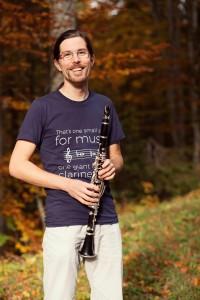 Guillaume Jouis, clarinettiste