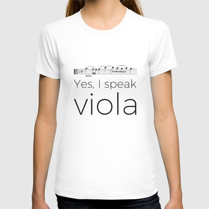 i-speak-viola-tshirts