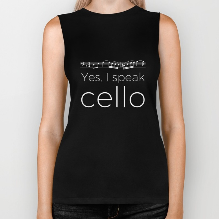 Yesispeakcellobikertanks: Cello Sheet Music Tank At Alzheimers-prions.com