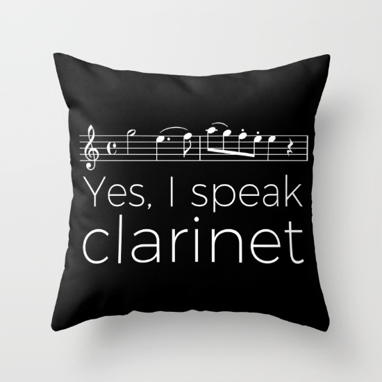 yes-i-speak-clarinet-pillows