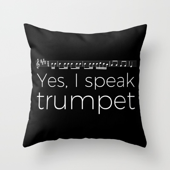yes-i-speak-trumpet-pillows
