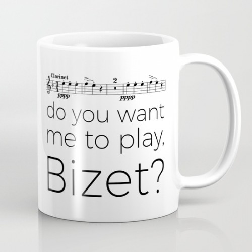 Do you want me to play, Bizet?