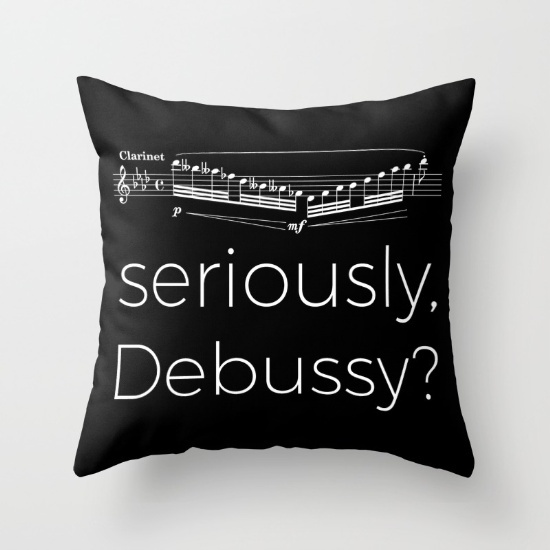 clarinet-seriously-debussy-black-pillows