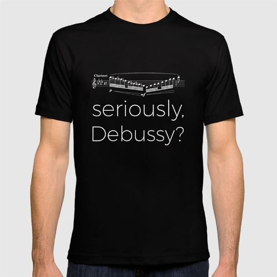 clarinet-seriously-debussy-black-tshirts