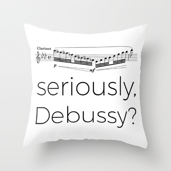 clarinet-seriously-debussy-pillows