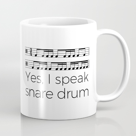i-speak-snare-drum-mugs