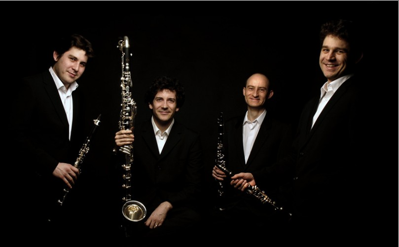 Master-class et concert du Quatuor Vendôme - 12 mars 2016