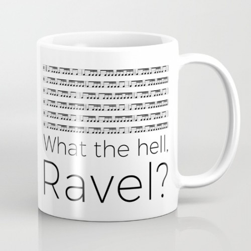 What the hell, Ravel?