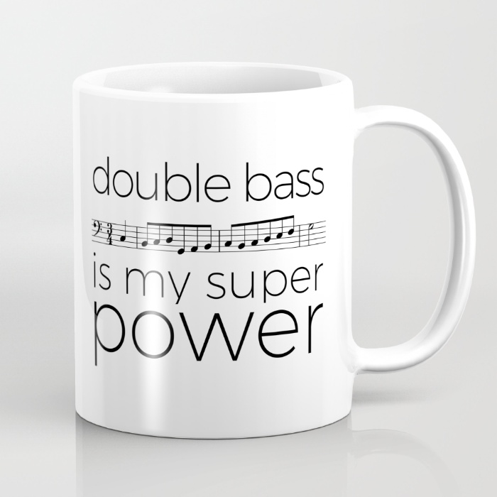 double-bass-is-my-super-power-white-mugs