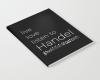 Live, love, listen to Handel Classical music notebook