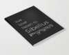 Live, love, listen to Sibelius Classical music notebook