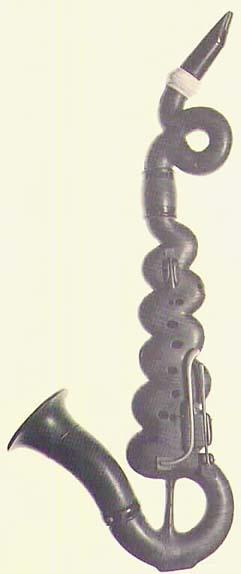 Clarinette basse de Papalini (1810)