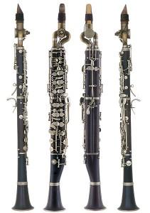 Clarinette en quarts de tons de Fritz Schüller