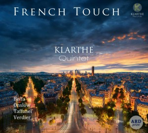Klarthe Quintet French Touch