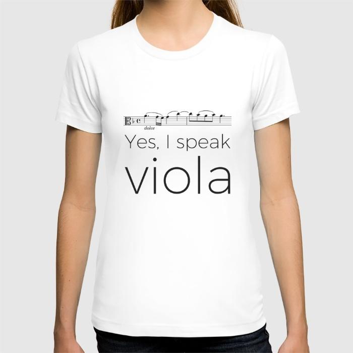 i-speak-viola-tshirts