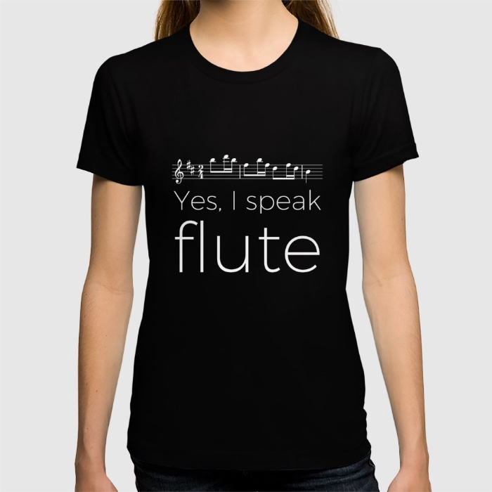 yes-i-speak-flute-tshirts