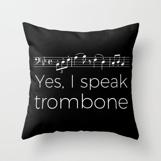 yes-i-speak-trombone-pillows