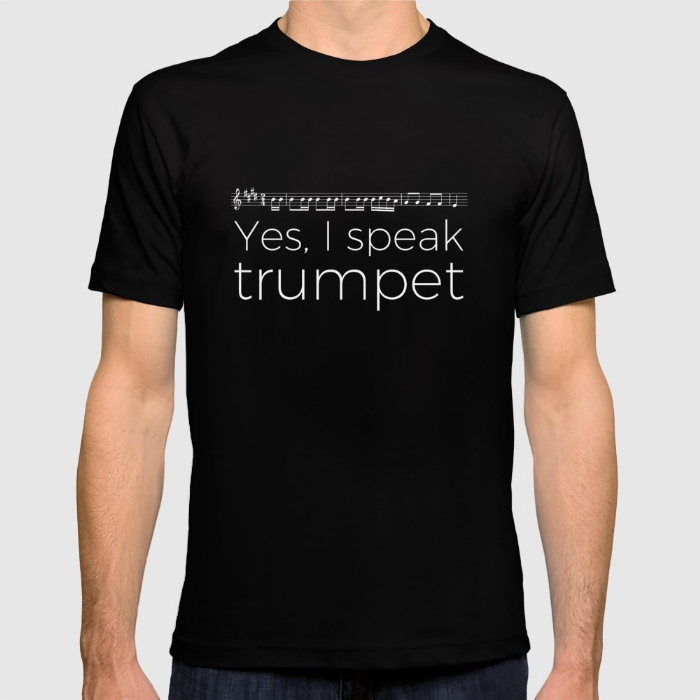 yes-i-speak-trumpet-tshirts