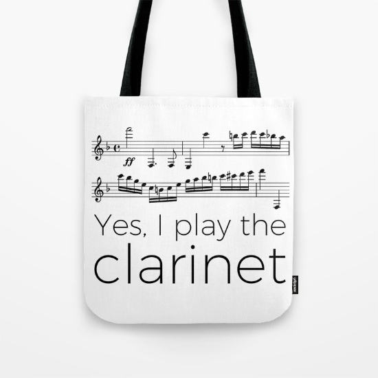 i-play-the-clarinet-bags