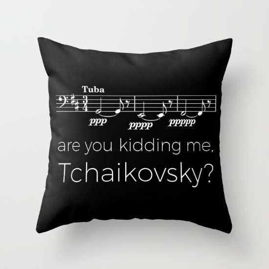 tuba-are-you-kidding-me-tchaikovsky-black-pillows