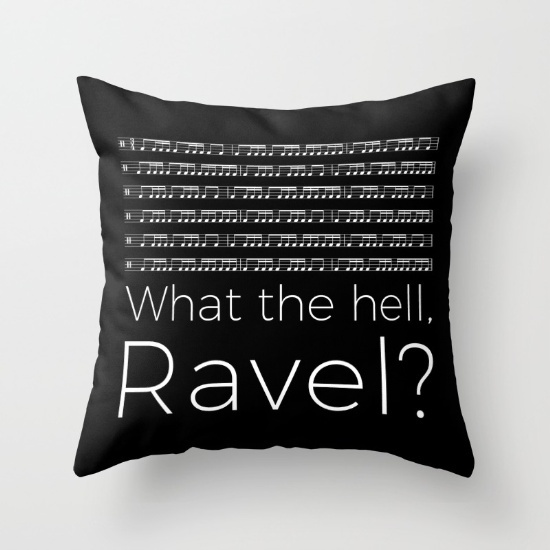 what-the-hell-ravel-black-pillows