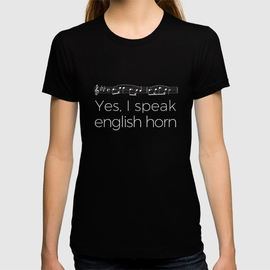 yes-i-speak-english-horn-tshirts