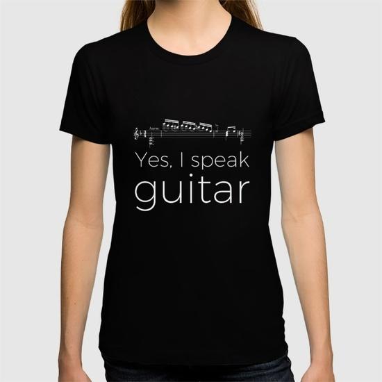 yes-i-speak-guitar-tshirts