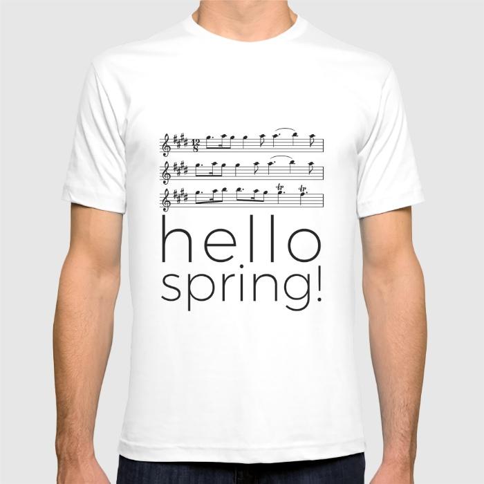 hello-spring-white-tshirts