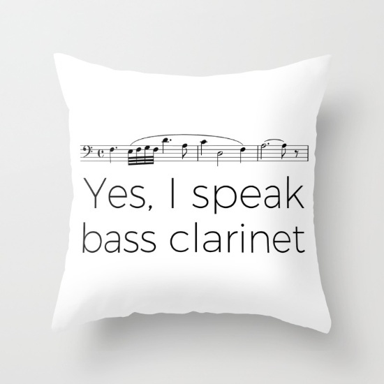 i-speak-bass-clarinet-pillows