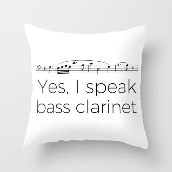 i-speak-bass-clarinet-pillows