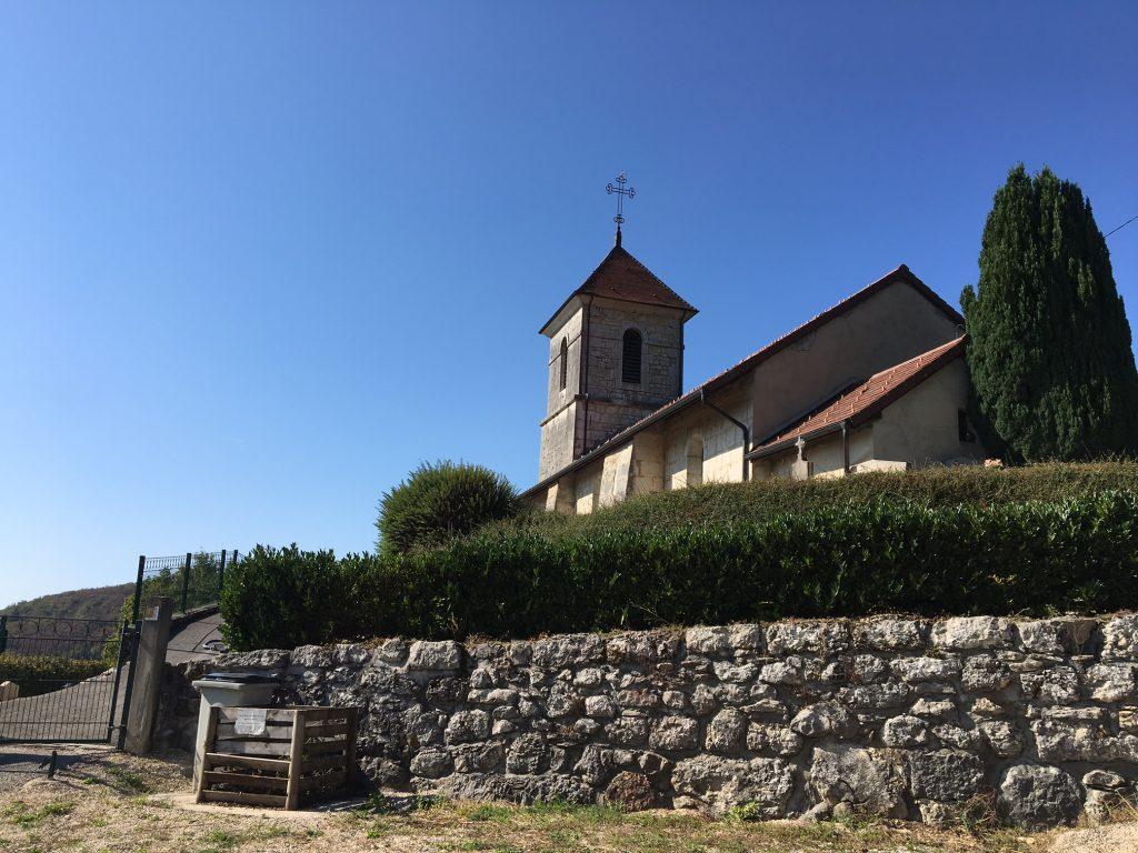 Eglise de Montcusel