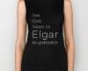 Live, love, listen to Elgar Classical music biker tank top