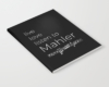 Live, love, listen to Mahler Classical music notebook