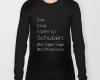 Live, love, listen to Schubert Classical music long sleeves shirt