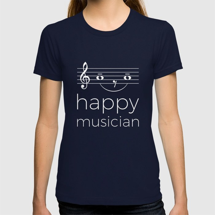 Perfect gift for happy musician