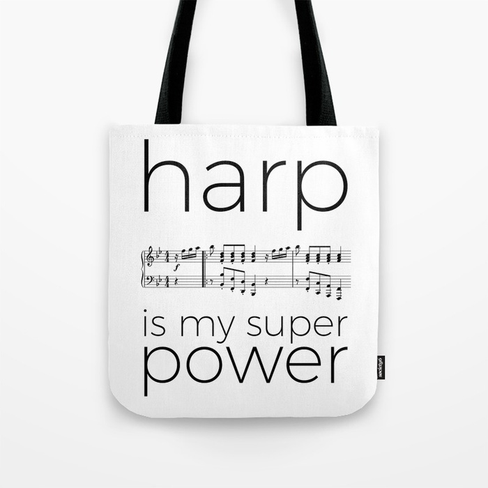 Perfect gift for harpist